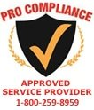 ProCompliance-Approved-Vendor